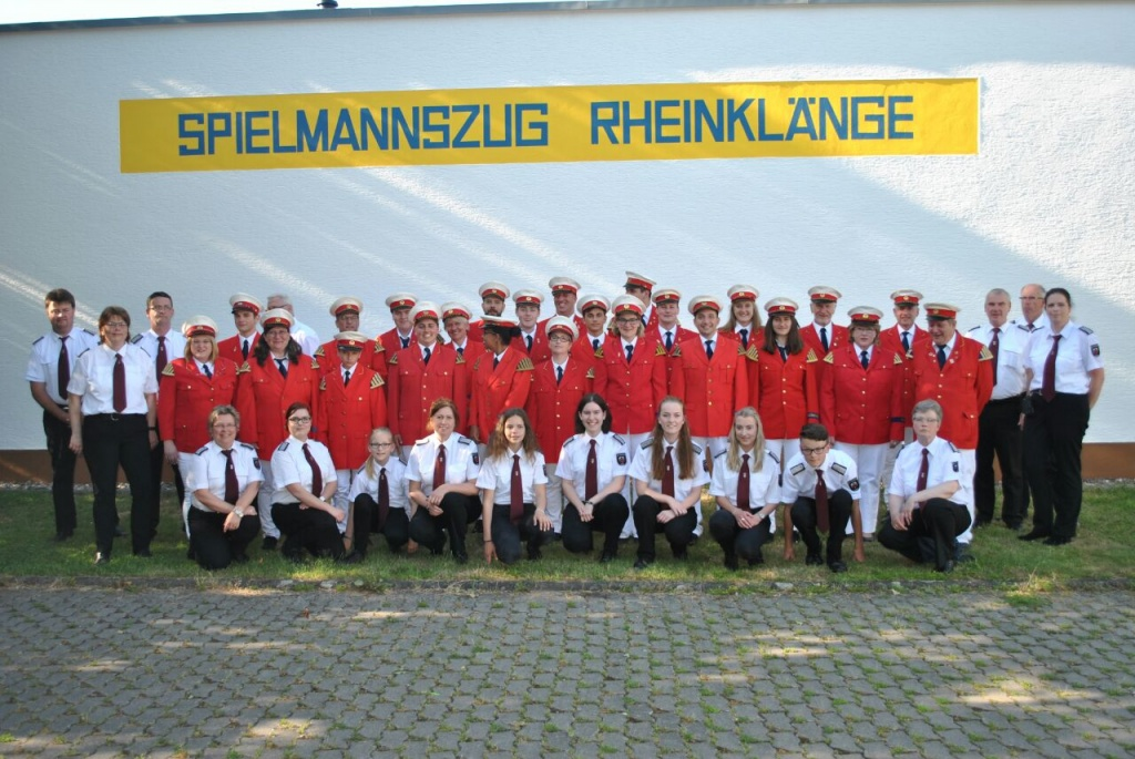 65 Jahre Spielmannszug Rheinklänge Remagen