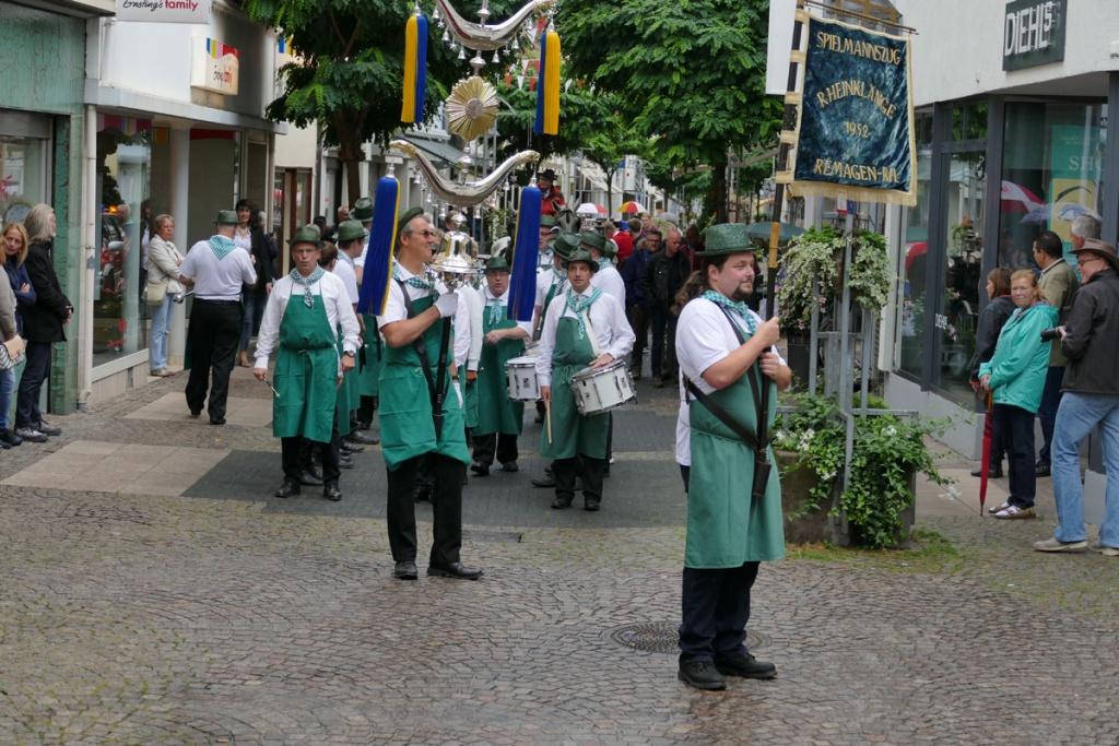 68. Weinfest in Remagen - der Film